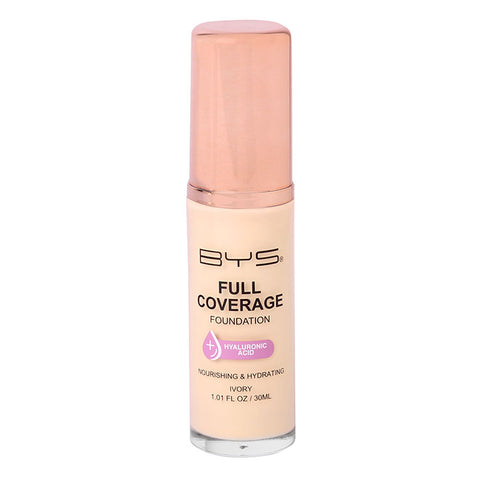 BYS - Full Coverage Foundation Natural Beige