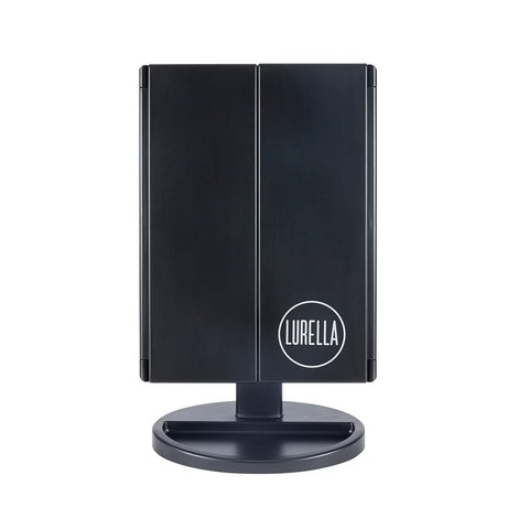 Lurella Cosmetics - LED Mirror Black