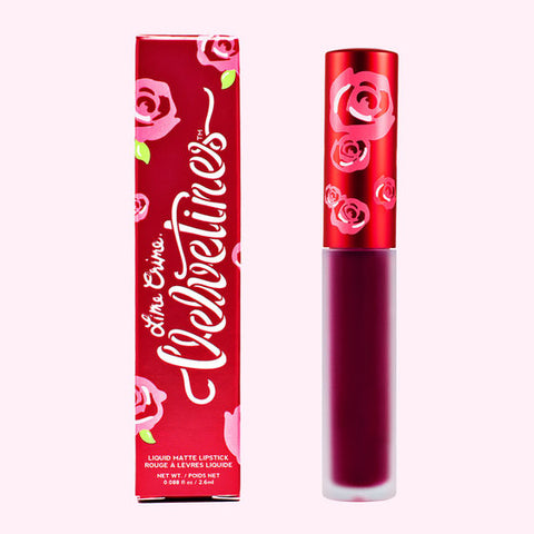 Lime Crime Velvetine 'Beet It'