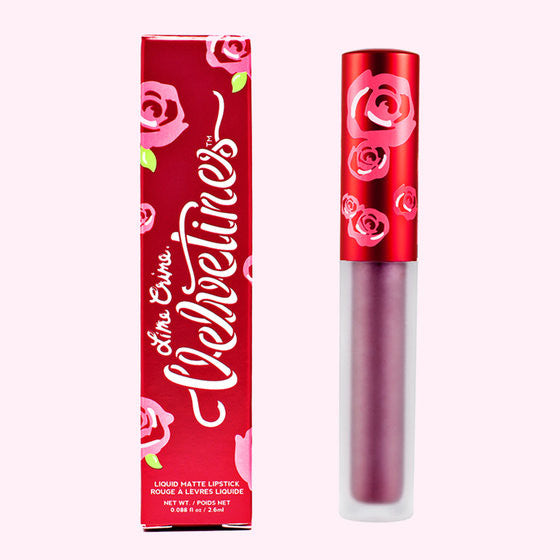 Lime Crime Metallic Velvetine
