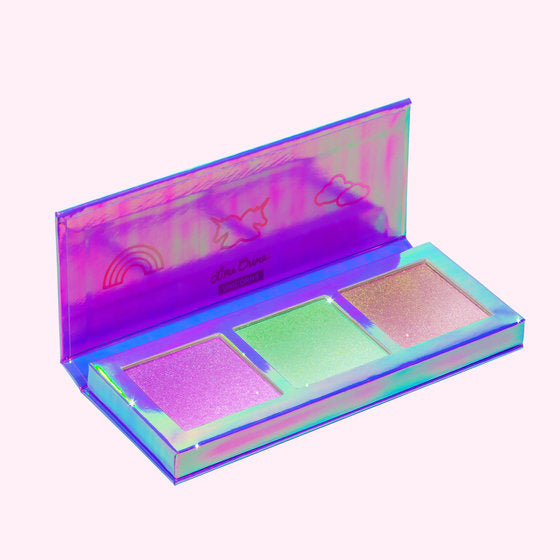 Lime Crime Hi-Lite Palette - Unicorns