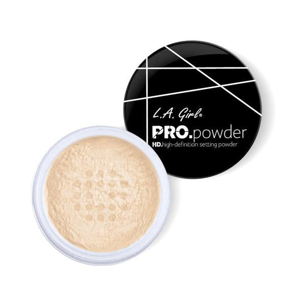 L.A. Girl HD Pro Setting Powder - Banana