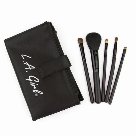 Morphe - 12 Piece Black & White Travel Set