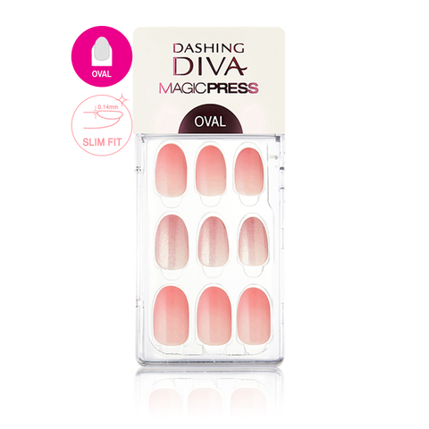 Dashing Diva - Magic Press Tinted Pink