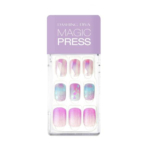 Dashing Diva - Magic Press Pink Aurora