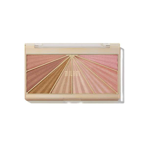 L.A. Girl - Fanatic Highlighting Palette Sunlight Sensation