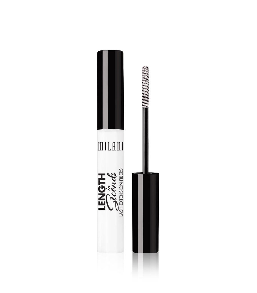 Milani Cosmetics Length in Seconds Lash Extension Fibers