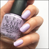 OPI 2017 Fiji 'Polly Want A Lacquer?'