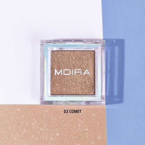 Moira Beauty - Lucent Cream Shadow Comet