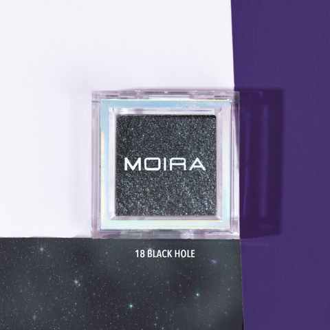 Moira Beauty - Lucent Cream Shadow Black Hole