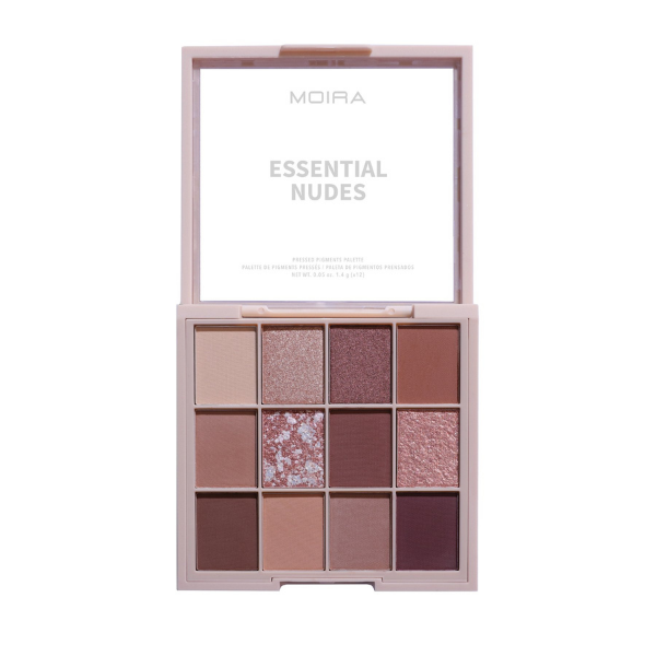 Moira Beauty - Essential Nudes Palette
