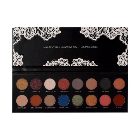 Italia Deluxe - Sinful Eyes Palette Role Play