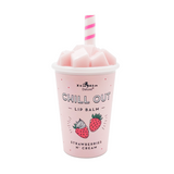 Italia Deluxe - Chill Out Lip Balm Strawberries n' Cream