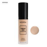 Moira Beauty - Complete Wear Foundation Bisque