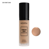 Moira Beauty - Complete Wear Foundation Honey Sand