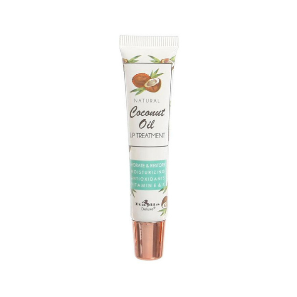 Italia Deluxe - Natural Oil Lip Treatment Coconut Oil
