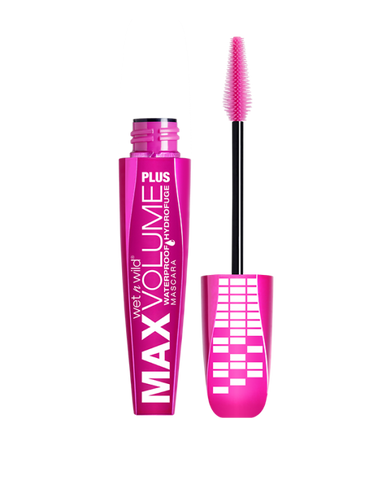 Wet n Wild - Max Volume Plus Mascara