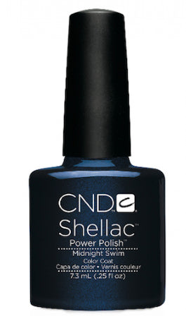 "CND Shellac ""Midnight Swim"""