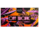 NYX - Off Tropic Shadow Palette Shifting Sand
