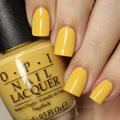 OPI 2016 Washington D.C. Collection 'Never A Dulles Moment'