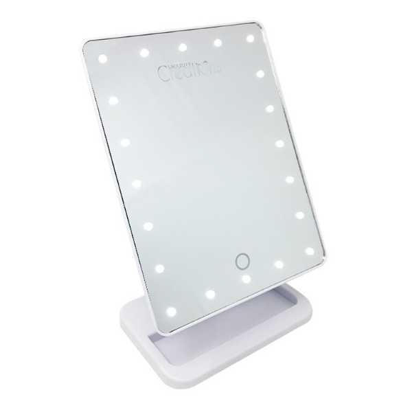 "Beauty Creations - 20"" Touch LED Makeup Mirror"