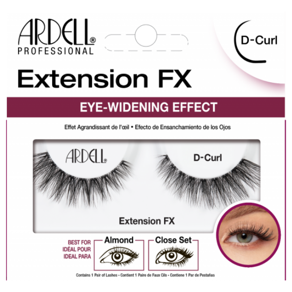 Ardell - Extension FX D-Curl