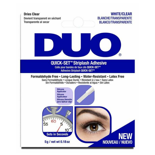 Ardell - Duo Quick Set Adhesive Clear