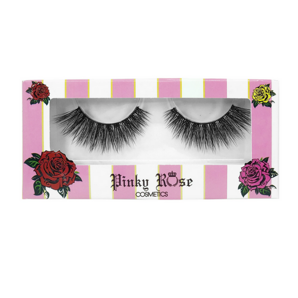 Pinky Rose - 3D Silk Lashes Famous