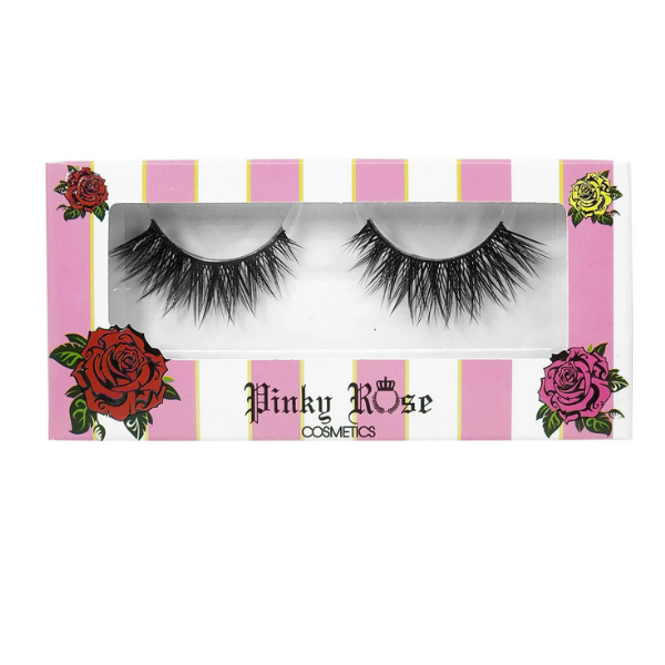Pinky Rose - 3D Silk Lashes London
