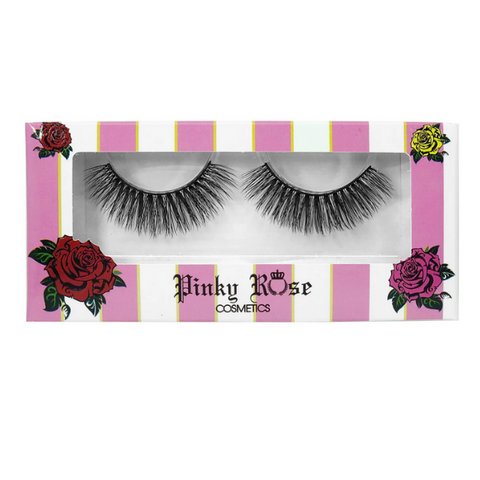 Pinky Rose - 3D Silk Lashes Royalty