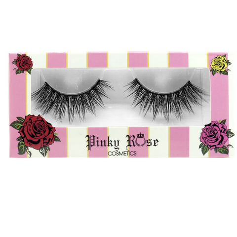 Pinky Rose - 3D Silk Lashes Star