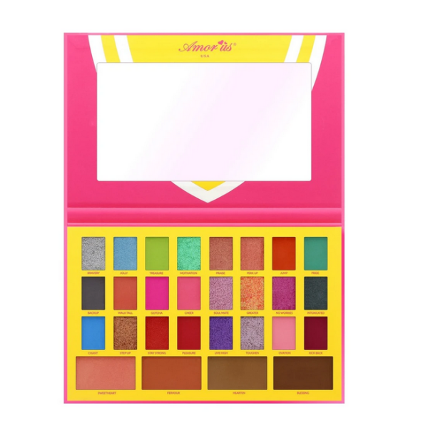 Amor Us - Chin Up Palette