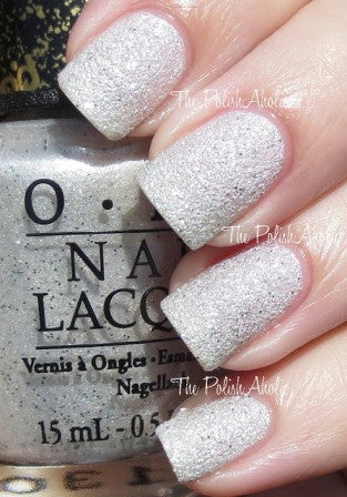 "OPI The Bond Girls Liquid Sand ""Solitaire"""