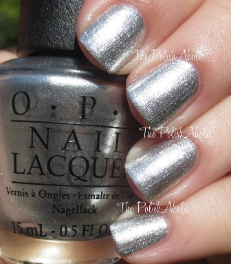 OPI 2014 Gwen Stefani Holiday 'Unfrost My Heart'