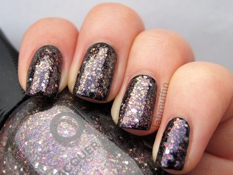 Orly Surreal 'Digital Glitter'