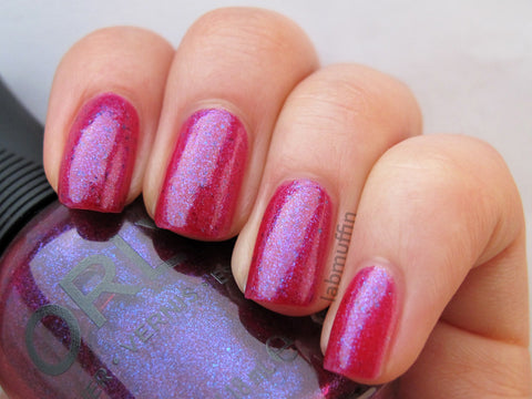 Orly Surreal 'Purple Poodle'