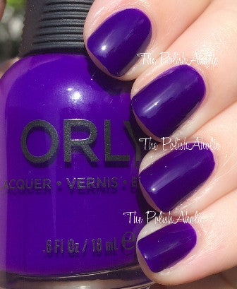 Orly 2014 Baked 'Saturated'