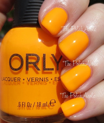 Orly 2014 Baked 'Tropical Pop'