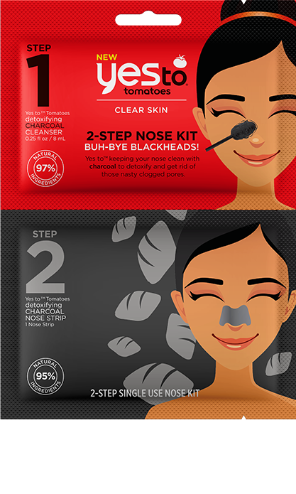 Yes To - Tomatoes Buh-Bye Blackheads!