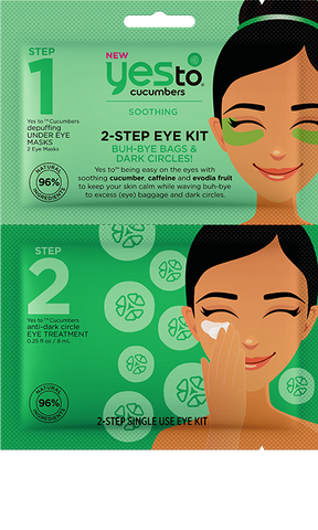 Yes To - Cucumbers Buh-Bye Bags & Dark Circles!