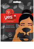 Yes To - Tomatoes Detoxifying Charcoal Paper Mask