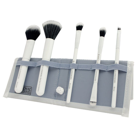 Moda - Perfect Mineral 6pc White Brush Kit