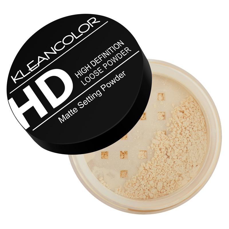 Kleancolor - High Definition Loose Setting Powder Light