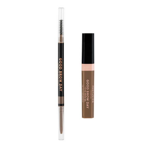 Profusion - Good Brow Day 2pc Kit Soft Brown
