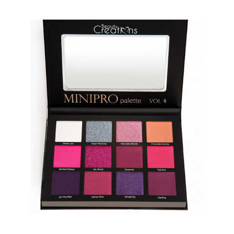 Beauty Creations - Mini Pro Palette Vol 2