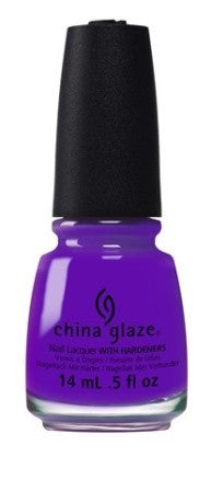 China Glaze 2015 Electric Nights 'Plur-ple'