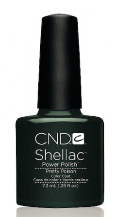 "CND Shellac ""Pretty Poison"""