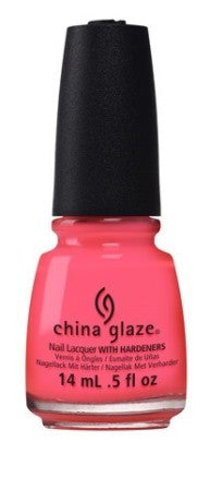 China Glaze 2015 Electric Nights 'Red-y to Rave'
