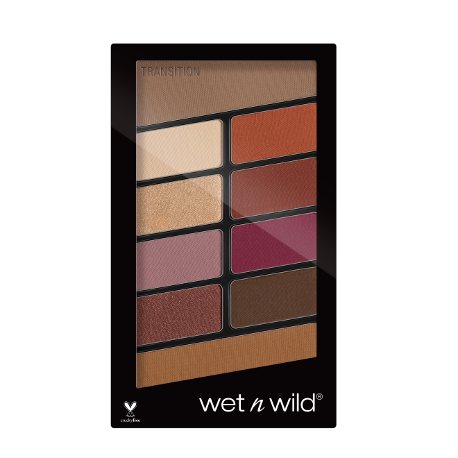 Wet n Wild - Color Icon 10 Pan Palette Rosé in the Air