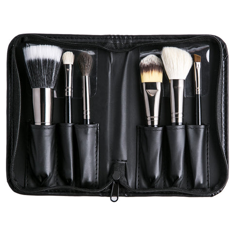Morphe - 6 Piece Travel Brush Set